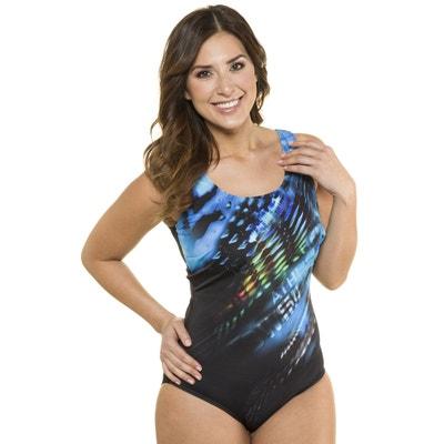 Printed Swimsuit ULLA POPKEN
