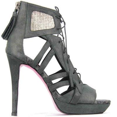 Chaussures femme en cuir JIMMY Chaussures femme en cuir JIMMY PRING PARIS e358cb9ef47f