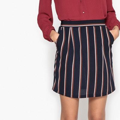 Short Striped Skirt BEST MOUNTAIN