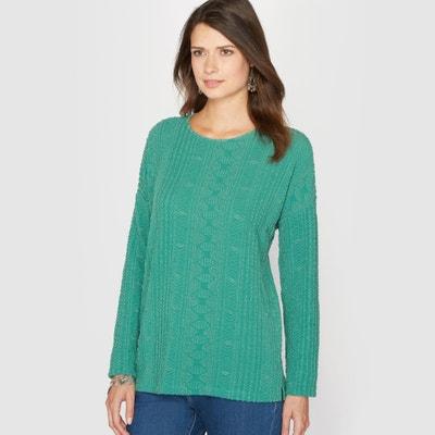 Felpa-shirts, maglia a rilievo ANNE WEYBURN