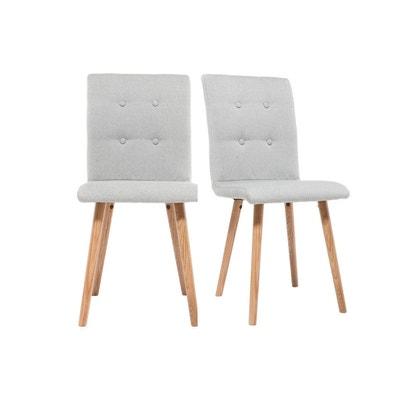 Chaise design bois (lot de 2) HORTA MILIBOO