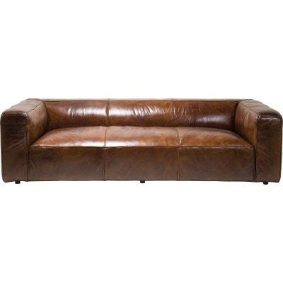 canap en cuir cubetto 260 cm kare design canap en cuir cubetto 260 cm kare design - Canape Cuir Moderne Contemporain
