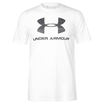 T-Shirt col rond manche courte imprimé UNDER ARMOUR a7ee237977be