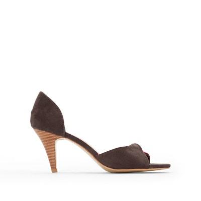 Zapatos bicolores de tacón ANNE WEYBURN