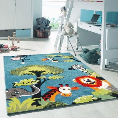 tapis pour enfants chambre safari tour polypropylne tapis pour enfants chambre safari tour polypropylne - Tapis Chambre