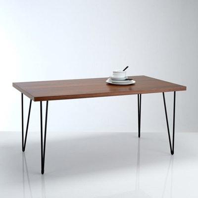 table repas plaque noyer watford la redoute interieurs