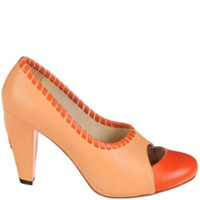 Chaussure femme en cuir FAME Chaussure femme en cuir FAME PRING PARIS a1ef46046c9a