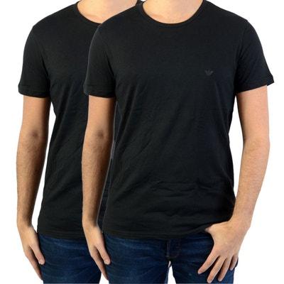 Pack De 2 Tee-Shirt Col Rond 11647 Pack De 2 Tee-Shirt Col. EMPORIO ARMANI b81672e65233
