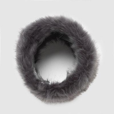 Snood effetto pelliccia La Redoute Collections