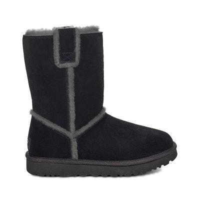 Boots CLASSIC SHORT SPILL SEAM Boots CLASSIC SHORT SPILL SEAM UGG