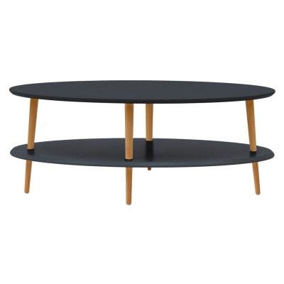 Table Basse Forme Ovale En Solde La Redoute