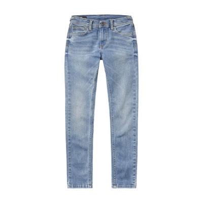 Jean garçon - Vêtements enfant 3-16 ans Pepe jeans en solde   La Redoute e830cddac115