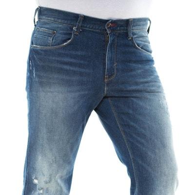 3c029506dd803 Jeans madison bleu délavé vintage used TOMMY HILFIGER
