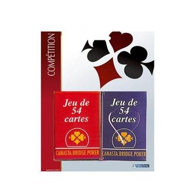 Jeu de Cartes - 2 x 54 Cartes Gauloise - CMU404455 FRANCE CARTES