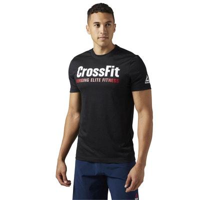 T-shirt Reebok CrossFit SpeedWick F.E.F T-shirt Graphic T-shirt Reebok CrossFit SpeedWick F.E.F T-shirt Graphic REEBOK SPORT
