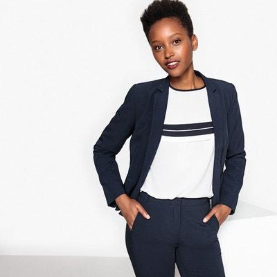 Tailleur pantalon veste pour femme pas cher