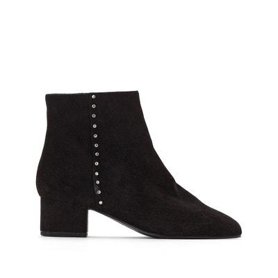 Tia Heeled Ankle Boots Tia Heeled Ankle Boots ESPRIT