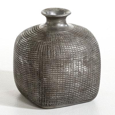 Vase sculpture terre cuite Kenza Vase sculpture terre cuite Kenza AM.PM