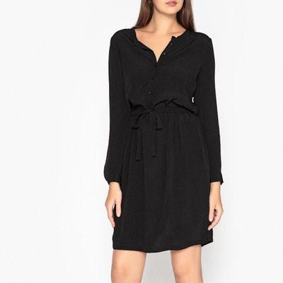 Платье расклешённое, укороченное с длинными рукавапми  EGLANTINE Платье расклешённое, укороченное с длинными рукавапми  EGLANTINE HARRIS WILSON