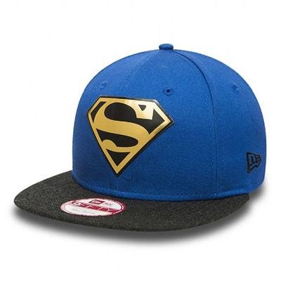 Casquette New Era Logo Weld Superman Bleu Homme NEW ERA CAP