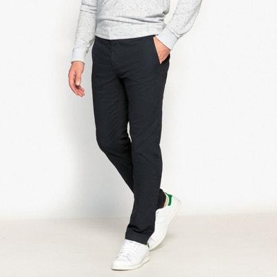 dbe698475ca09 Pantalon chino ALEXIS coupe slim Pantalon chino ALEXIS coupe slim LA  REDOUTE COLLECTIONS