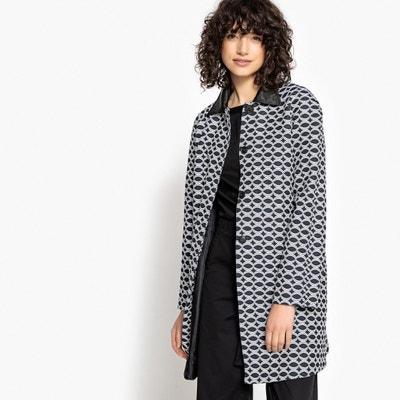 Jacquard Coat MADEMOISELLE R