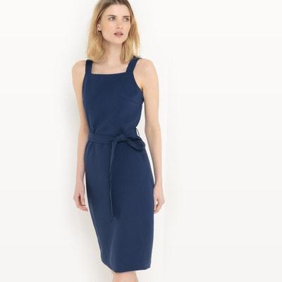 Plain Pinafore Dress La Redoute Collections