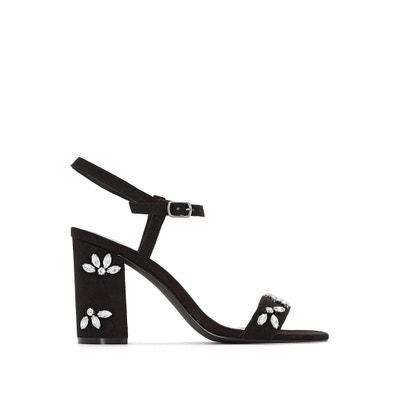 Jewel Detail Sandals Jewel Detail Sandals MADEMOISELLE R