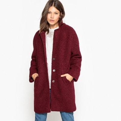 Cappotto in maglia bouclé La Redoute Collections