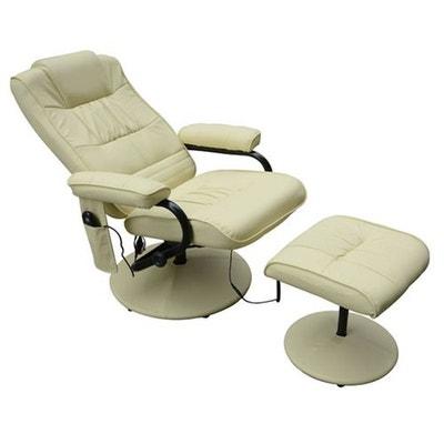 Fauteuil De Massage Relaxation HOMCOM