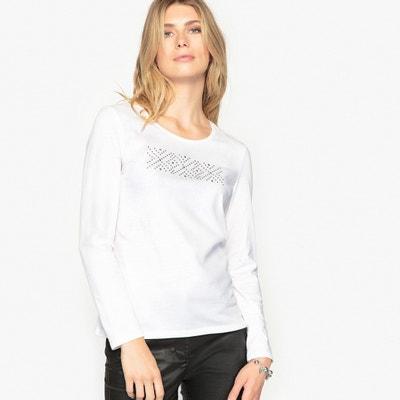 T-shirt, in puro cotone pettinato T-shirt, in puro cotone pettinato ANNE WEYBURN