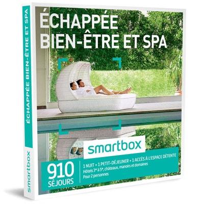 Échappée bien-être et spa - Coffret Cadeau Échappée bien-être et spa - Coffret Cadeau SMARTBOX