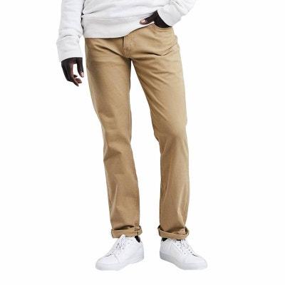 Pantalon en toile de coton stretch coupe 511 slim Pantalon en toile de  coton stretch coupe f6d9eabb7dce