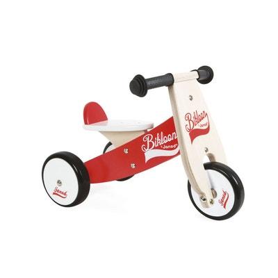 Moto A Pousser Jouet porteur, trotteur, jouet à bascule | la redoute