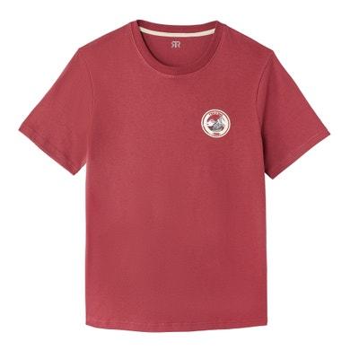 Tee shirt  col rond manches courtes Tee shirt  col rond manches courtes La Redoute Collections
