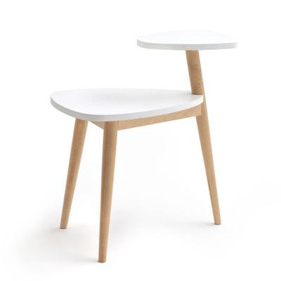 Jimi Vintage-Style Side Table La Redoute Interieurs