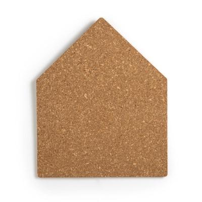 Cornice in sughero a forma di casa REJAK Cornice in sughero a forma di casa REJAK La Redoute Interieurs