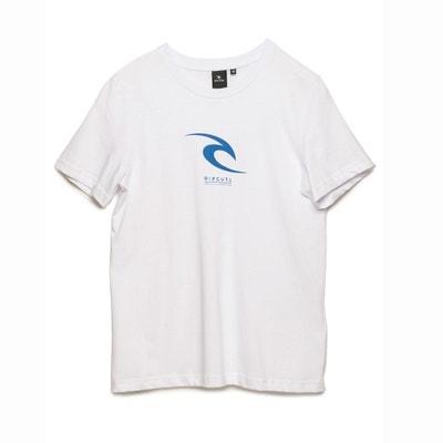T-shirt logo 8-16 ans RIP CURL