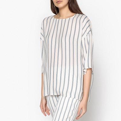 Marice Striped Blouse Marice Striped Blouse SAMSOE AND SAMSOE