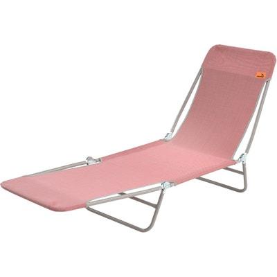 Chaise De Jardin Rouge