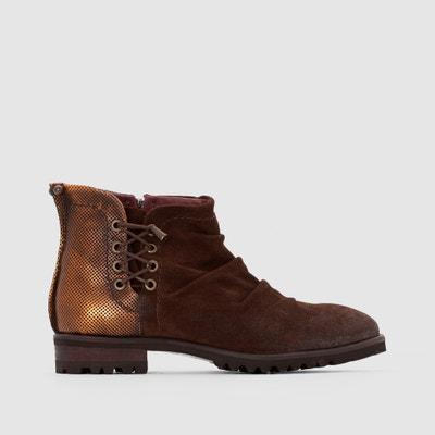 Boots en cuir Sachi DKODE