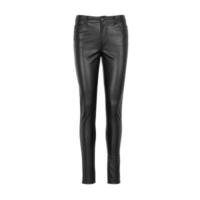 Pantalón 5 bolsillos con corte recto y ajustado Pantalón 5 bolsillos con corte recto y ajustado VILA