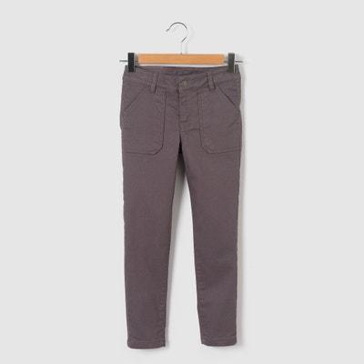 Pantaloni slim 3-12 anni Pantaloni slim 3-12 anni La Redoute Collections