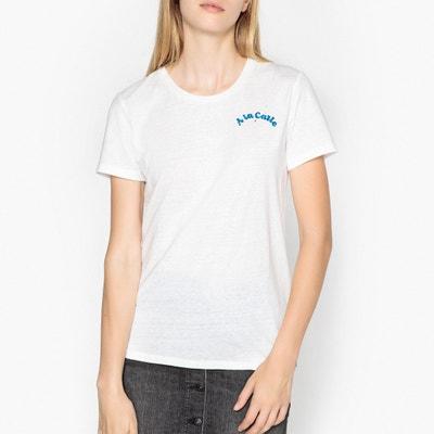 Short-Sleeved Crew Neck T-Shirt Short-Sleeved Crew Neck T-Shirt MAISON SCOTCH