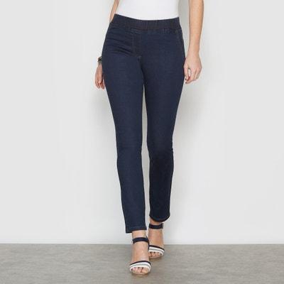 Skinny-Jeans mit Elastikbund, Schlupfform Skinny-Jeans mit Elastikbund, Schlupfform ANNE WEYBURN