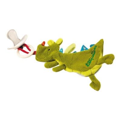 Attache-sucette : Walter le Dragon Attache-sucette : Walter le Dragon LILLIPUTIENS