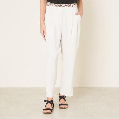 Pantalon NESS avec ceinture Pantalon NESS avec ceinture TOUPY