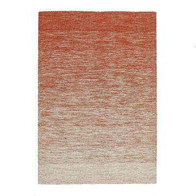 Abradant Flat-Woven Wool Kilim Rug AM.PM.