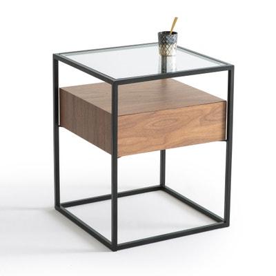 Столик прикроватный с 1 ящиком AGURA La Redoute Interieurs