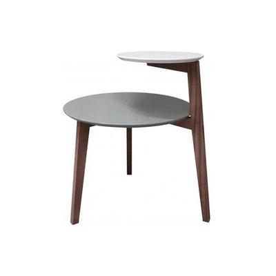 Table Basse Scandinave Avec Double Plateau TAMARA LA CHAISE